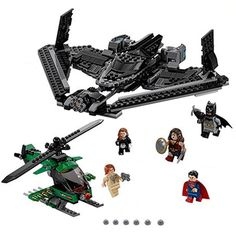 (27.54$)  Watch here - http://ai4ay.worlditems.win/all/product.php?id=32732024734 - Batman Chariot Super Heroes of Justice Sky High Battle Superman Building Blocks  Marvel Model Toys Compatible Legoe