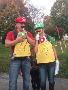 DIY Babywearing costume