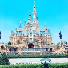 These Instagram photos will make you want to go to Shanghai Disneyland.