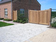 Gardening, Plants, Flowers, Yard, Flowers and Garden Gates And Fencing, Garden Paths, Porches, Cottage Extension, Driveway Design, Meadow Garden, Entry Gates, Gate Design, Front Yard Landscaping