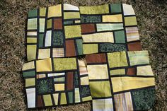 """""""Mod Mosaic"""" Bee Blocks 