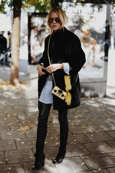 Layering in #StreetStyle