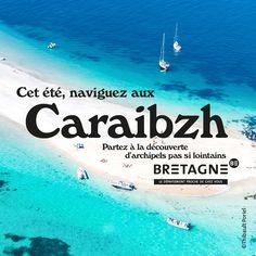 Découvrez toutes les appropriations des acteurs du tourisme bretons dans le cadre de la campagne #DépaysezVousenBretagne  Création : Comité Régionale du Tourisme Bretagne Archipelago, Frames, Rural Area, Brittany, Tourism