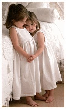 Empire Jumper Baby Dress by basic brilliance cotton made in USA clothes for kids. Beautiful Little Girls, Beautiful Children, Beautiful Babies, Little People, Little Ones, Cute Kids, Cute Babies, Moda Kids, Girls White Dress