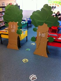 Kirsty's Blog: We're going on a bear hunt! Part2: Let's go! Head Start Classroom, Book Area, Nursery Rhymes Songs, Five In A Row, Bear Theme, Book Study, Early Literacy, Literacy Activities, Children And Family