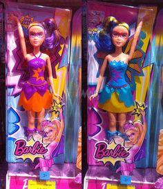 ToyzMag.com » Dispo en France : Barbie Princesse Power, Monster High Hanté, Marvel Super Héros