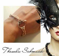 Eulen Armband zu finden auf Facebook: Thasalu Schmuck  https://m.facebook.com/Thasalu-Schmuck-Chunks-Co-295839107195113/