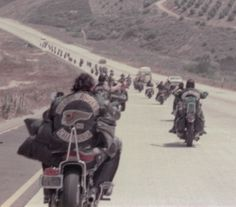 "Phil Cross: Gypsy Joker to a Hells Angel - Blogged: ""Thank God, it's the Hells Angels."" #motorcycle #motorcycleculture"