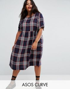 Page 17 - Shop for women's plus size clothing with ASOS. Discover plus size fashion and shop ASOS Curve for the latest styles for curvy women. Plus Size Fashion For Women, Plus Size Womens Clothing, Plus Size Outfits, Clothes For Women, Size Clothing, Latest Fashion Clothes, Latest Fashion Trends, Smock Dress, Shirt Dress