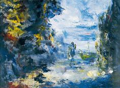 The Explorer Rebuffed Jack Butler Yeats Kirklees Museums and Galleries Your Paintings, Landscape Paintings, Landscapes, Irish Painters, Jack B, Irish Culture, Irish Art, Art Uk, Contemporary Paintings