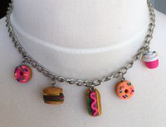 A personal favorite from my Etsy shop https://www.etsy.com/ca/listing/469974048/snack-donut-cupcake-hotdog-burger