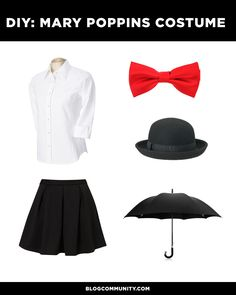 5 Halloween Costumes From Your Closet – Blog Community | Fashion Design