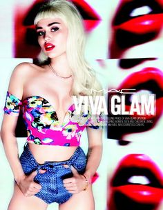 Miley Cyrus returns as Viva Glam campaign spokesperson for MAC Cosmetics with the launch of two new products. Launching in September, GLAM Miley Cyrus II comprises Bright Orange Lipstick. Miley Cyrus Mac, Miley Cyrus News, Celebrity Bangs, Celebrity Beauty, Celebrity Gossip, Celebrity News, Celebrity Style, Viva Glam Mac Lipstick, Mac Lipsticks