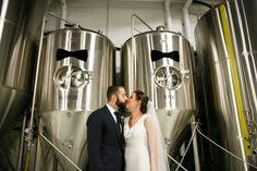 Monday Night Brewery Wedding   XO AZUREÉ