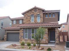 Fachadas de casas con piedra decorativa