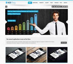 iceMag- Multi Purpose Responsive WordPress Theme | Xtratheme