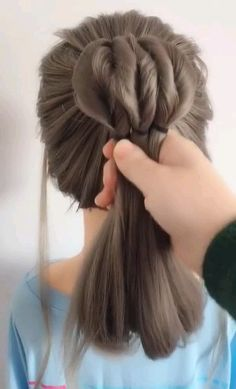 Braided Updo For Short Hair, Hairstyles For Layered Hair, 5 Minute Hairstyles, Plaits Hairstyles, Short Hair Styles Easy, Braids For Long Hair, Medium Hair Styles, Business Casual Hairstyles, Interview Hairstyles