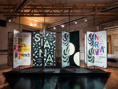 helmo, Thomas Couderc & Clément Vauchez Exposition Recto-Verso : 8 pièces graphiques au Musée des Arts Décoratifs de Paris (© photo Luc Boegly)