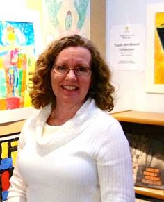 Submitted/Karen Ebert is Slaybaugh Complex' Teacher of the Year.