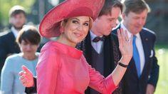 Queen Maxima and King Willem-Alexander visit Munich