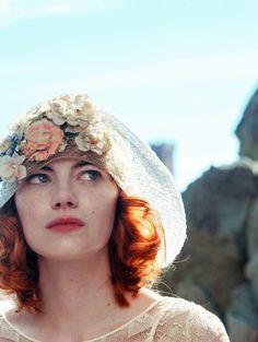 Still of Emma Stone in Magic in the Moonlight