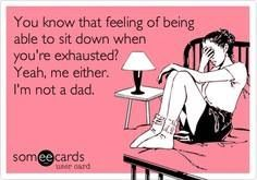 This isn't cool either! If women don't start demanding more of our parenting partners the status quo will always remain the same! Parenting should be an equal effort on both ends, and this pin also stigmatizes all men as lazy parents. Heres a shout out to all the single dads out there!