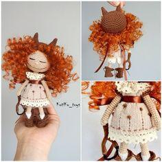 Наташа @kotiko_toys Интерьерная кукол...Instagram photo | Websta (Webstagram)