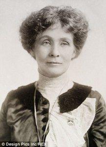 una de las primeras enfermeras Florence Nightingale (1820-1910