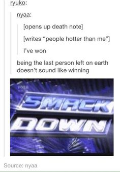 This person, who got the Smackdown. | 18 People Who Got Hilariously Shut Down