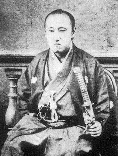 Matsudaira Sadayasu, last lord of Matsue.松平定安。出雲松江藩第10代藩主。 Samurai Art, Samurai Warrior, Ninja, Six Story, Japan Shop, Japanese History, Kendo, Japanese Outfits, Classic Movies