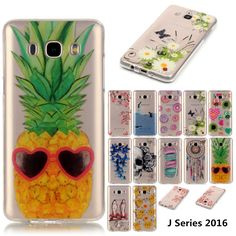 For Galaxy J120 J310 J510 J710 Case Funny Design Cover For Samsung Galaxy J1 J3 J5 J7 2016 Fundas Soft Silicone TPU Phone Coque