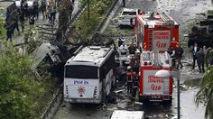 Atentado en el centro de Estambul deja al menos 11 muertos