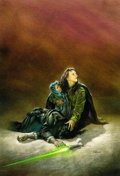 Cover art for 'Tales of the Jedi: The Saga of Nomi Sunrider #3'