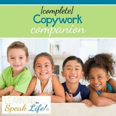 This 94-page digital copywork companion packet contains all of the copywork to go with the Learning to Speak Life: Fruit of the Spirit Family Bible Study Guide. This is a great addition to the 9-week family devotional and will help your child retain the information as well as sharpen their fine motor skills. Perfect forContinue Reading...
