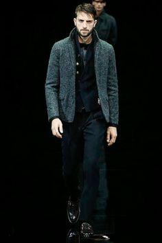 Armani - Milan Fashion Week FW 2014