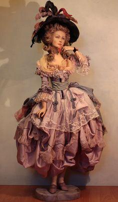 ~ Doubt ~ by Yulia Sochilina: ru.dollsgallery.com