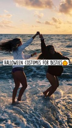 Cute Group Halloween Costumes, Hallowen Costume, Trendy Halloween, Halloween Outfits, Duo Costumes, Teen Costumes, Women Halloween, Group Costumes, Family Halloween