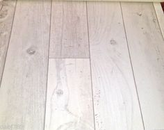 WHITE VINYL CUSHION FLOOR WHITE OAK WOOD PLANK LINO 2, 3, 4m wide GOOD QUALITY | eBay