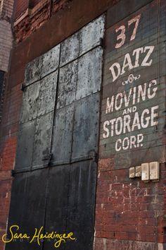 NYC, downtown, industrial, www.saraheidinger.com