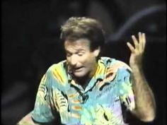Robin Williams Live at the Met Part 5