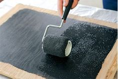 How to Use Chalkboad Paint on Glass (with Pictures)   eHow