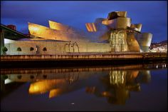Guggenheim Museum (Bilbao, Spagna)
