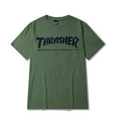 2016 summer trasher t shirt unisex