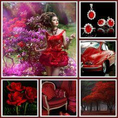 Vermelho Paixão