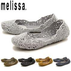 メリッサ MELISSA ラバーシューズ 全5色 レディース(女性用) レイン サンダル バレエシューズ パンプス 花 バラ 模様 仕入れ、問屋、メーカー、工場-シューズ,ファッション雑貨,レディース靴-製品ID:100141950-www.c2j.jp