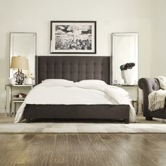 Found it at Joss & Main - Johanna Upholstered Bed