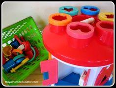 Teaching Beginning Math Skills Through Play
