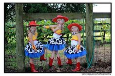 Goody Goody Tutus also makes these cute cowgirl inspired outfits.  How fun!