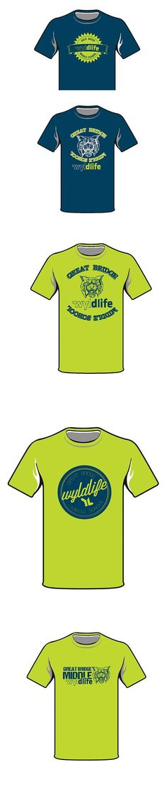 Marshall Arts Studios | Blog wyldlife young life navy thsirt designs green middle school