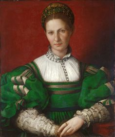 Agnolo Bronzino (1503-1572) - Renaissance Portraits of Women ~ Artists and Art